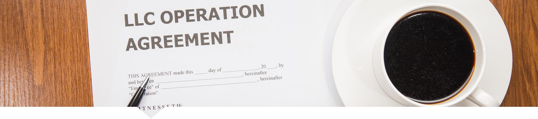 Limited Liability (LLC) Formation